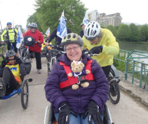 Adventures With Friedreich's Ataxia Research Alliance