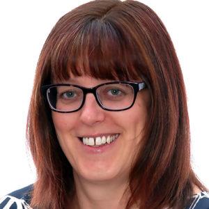 Alison Hibbert head of finance