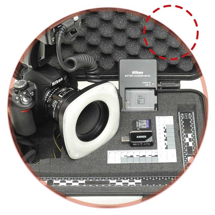 Camera Equipment provided for clinical trials