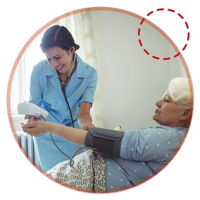 Off-site research nurse procedure